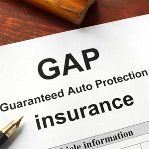 gap insurance graphic